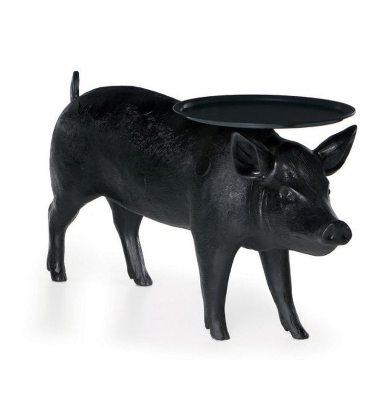 Stylish Modern Pig Table Side Table