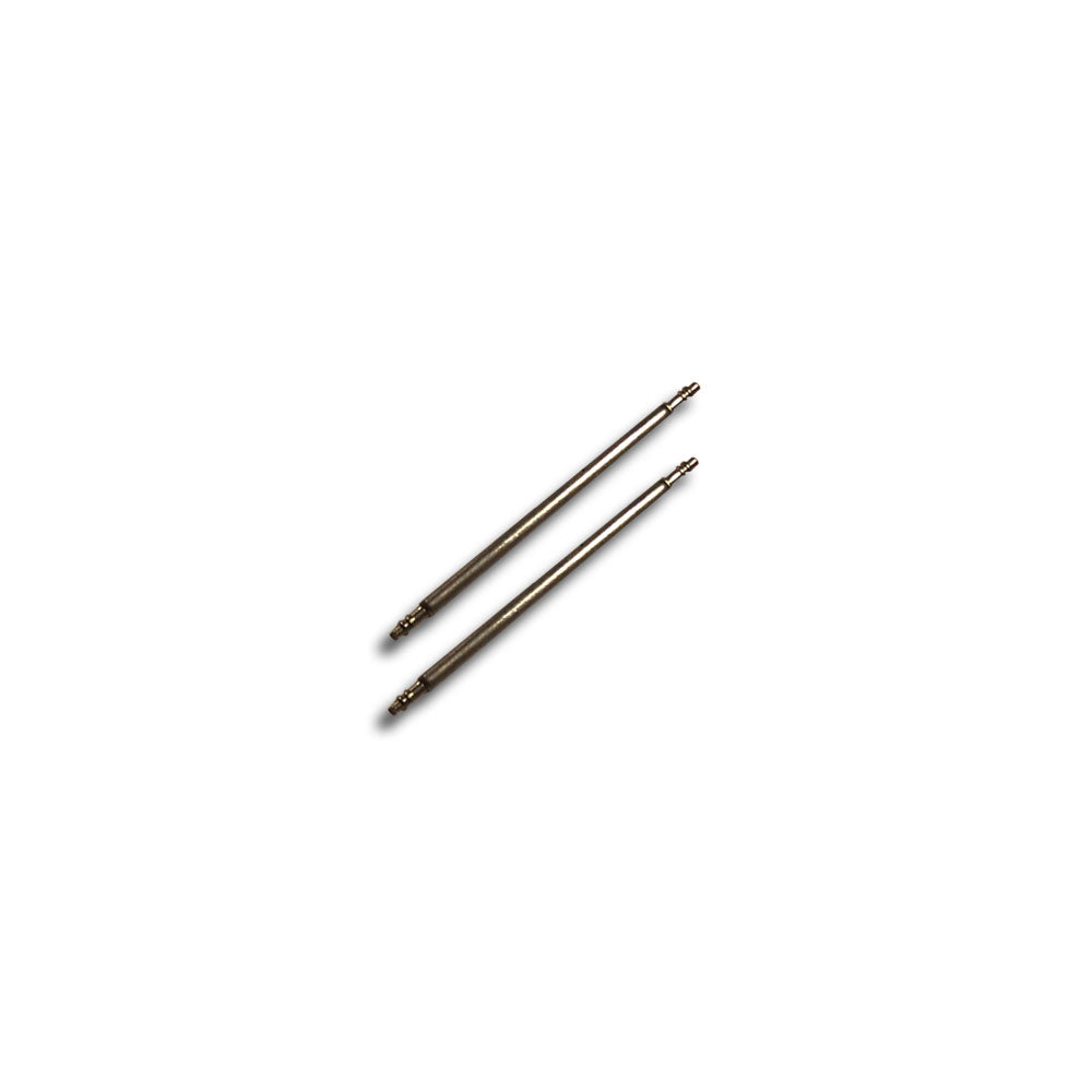18mm Stainless Steel Spring Bars-Gift Certs. & Parts-Rockstar Leatherworks™