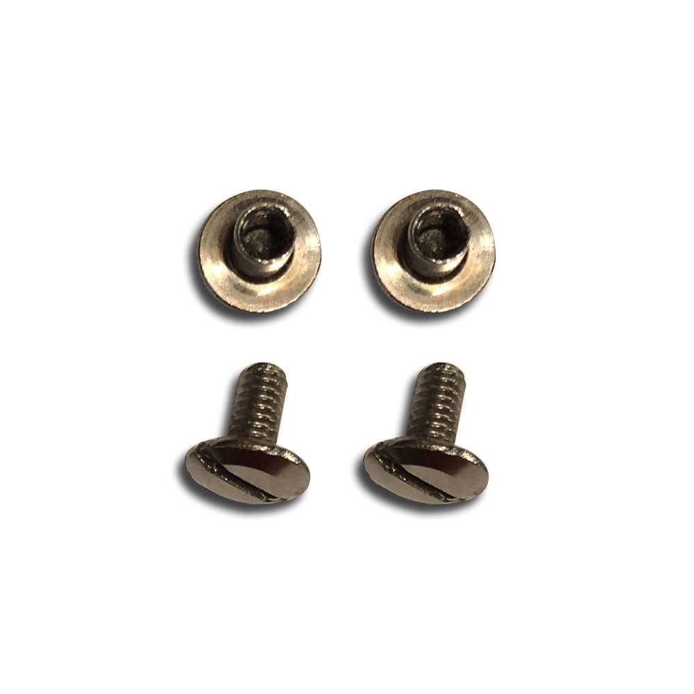 "Stainless Steel Replacement Screws - 5/16""-Gift Certs. & Parts-Rockstar Leatherworks™"