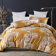 Palms Duvet Cover Set