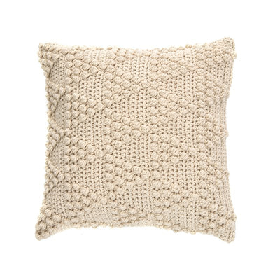 Bubbles Cream Cushion