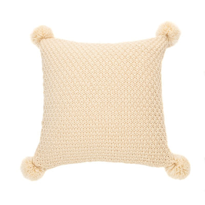 Melon Cream Cushion