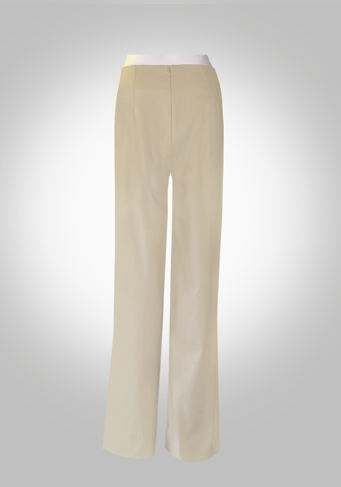 Comfortable Wide Leg Cotton Pants