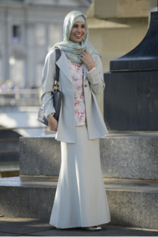 The Amirah Business Suit