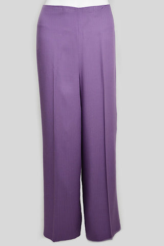 Violet High Waist Maxi Slim Skirt