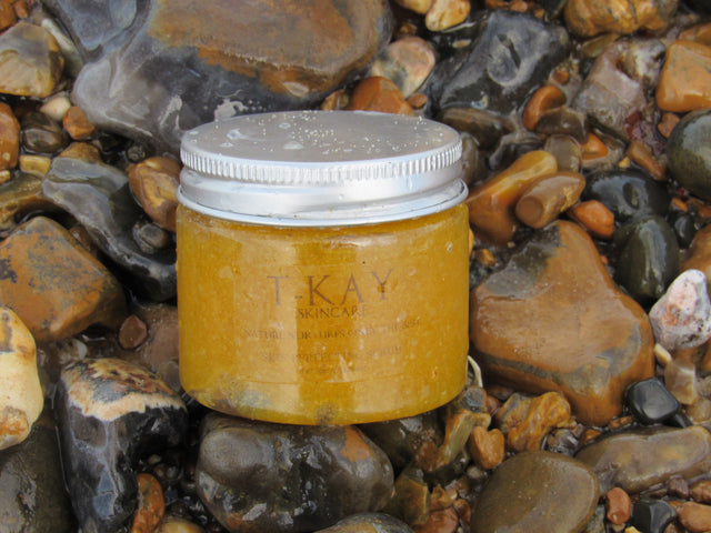 Tumeric Night-time Face Scrub