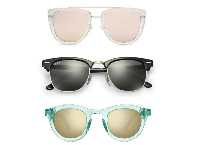 Trendy Summer Sunglasses 2017