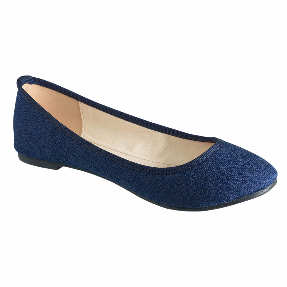 Hamptons Flat- Navy
