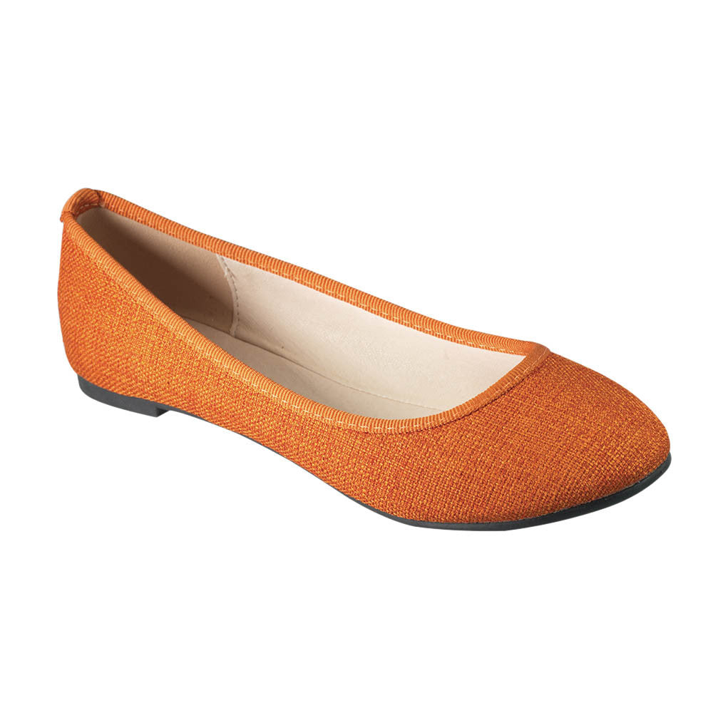 Hamptons Flat-Orange