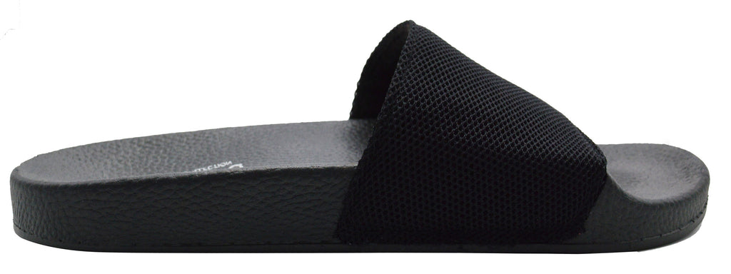 Wild One Slide Sandal- Black