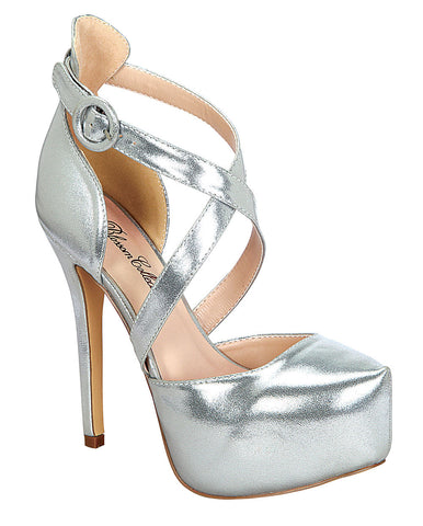 Modern Prep Mary Jane Heels