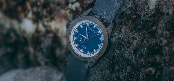 Timing the Tide: The Ultimate Guide to Tide Watches & How They Work