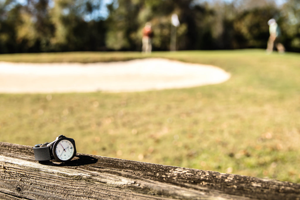 hook and gaff golf watch photo