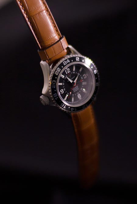 Hook + Gaff Fleetmaster GMT Watch