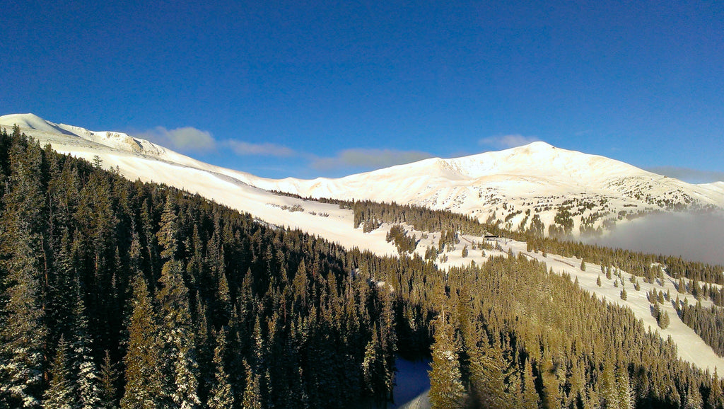 breckenridge ski slope