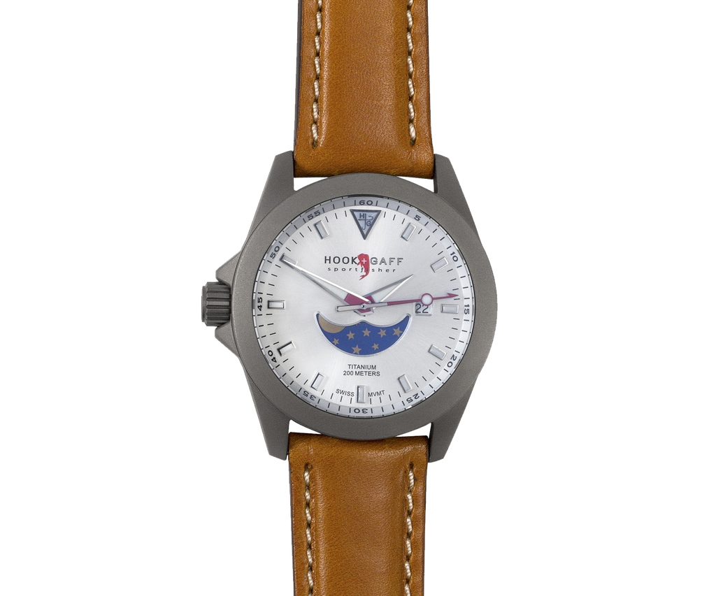 sportfisher ii mp leather strap