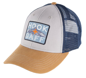 Brown Trout Patch Hat