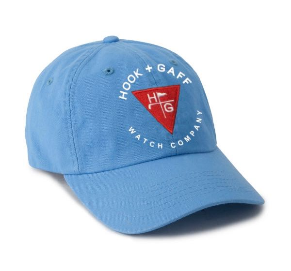 Golf Hat - Blue