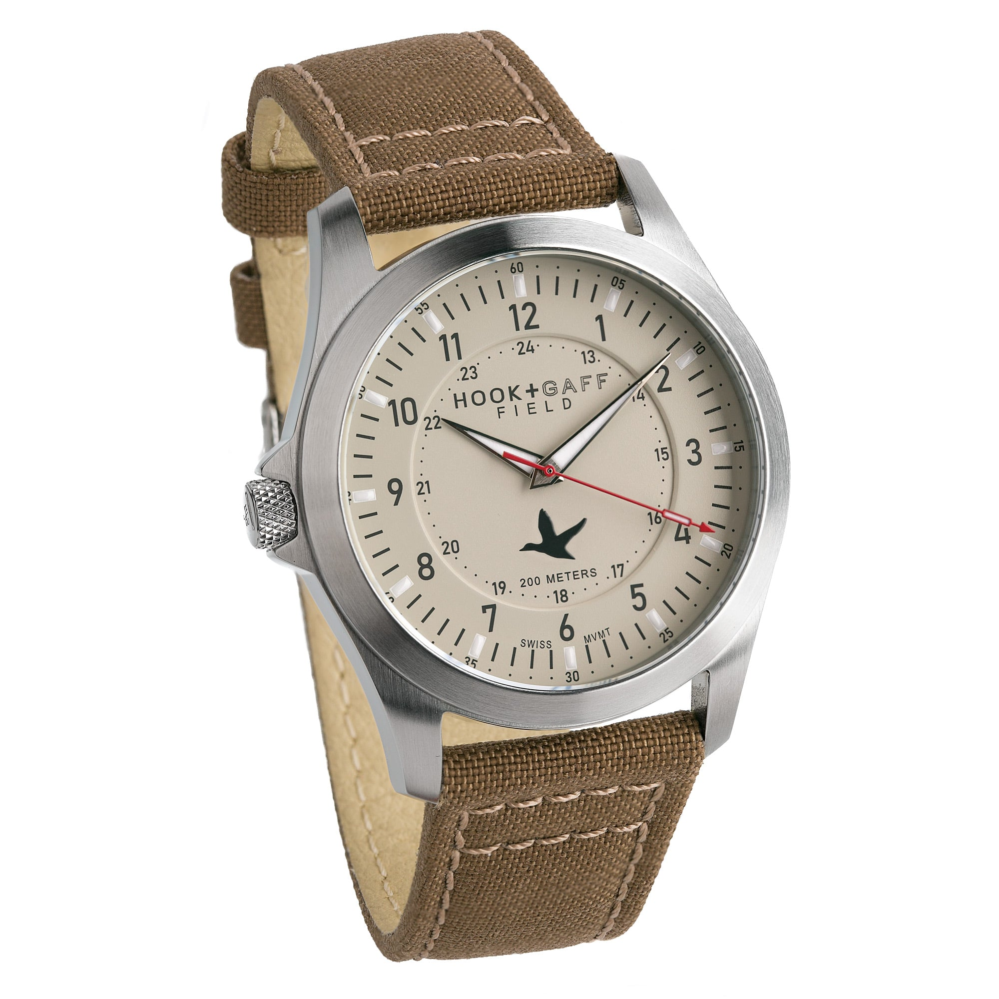 Field Watch - Tan Dial