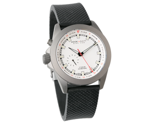King Tide Watch - White Dial