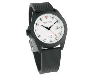 Sportfisher Black - White Dial