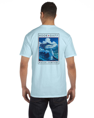 Sailfish Short Sleeve Men's T-Shirt