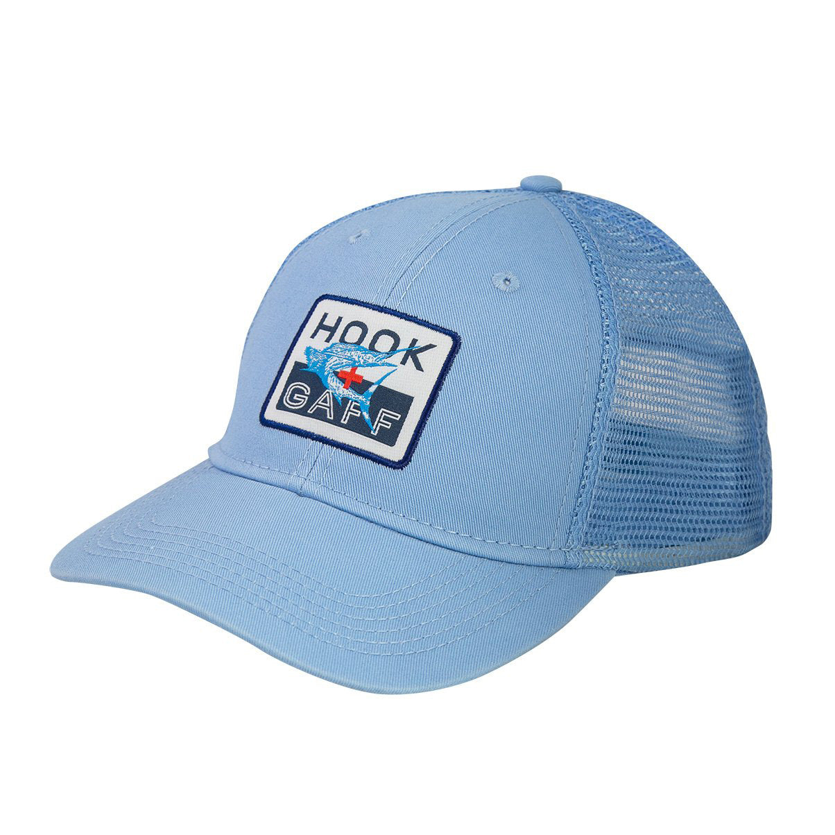 Sailfish Patch Hat