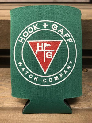Hook+Gaff Golf Koozie