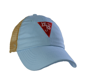 Mesh Hat - Light Blue