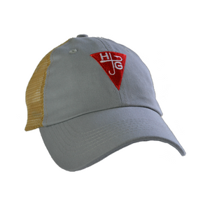 Mesh Hat - Light Gray
