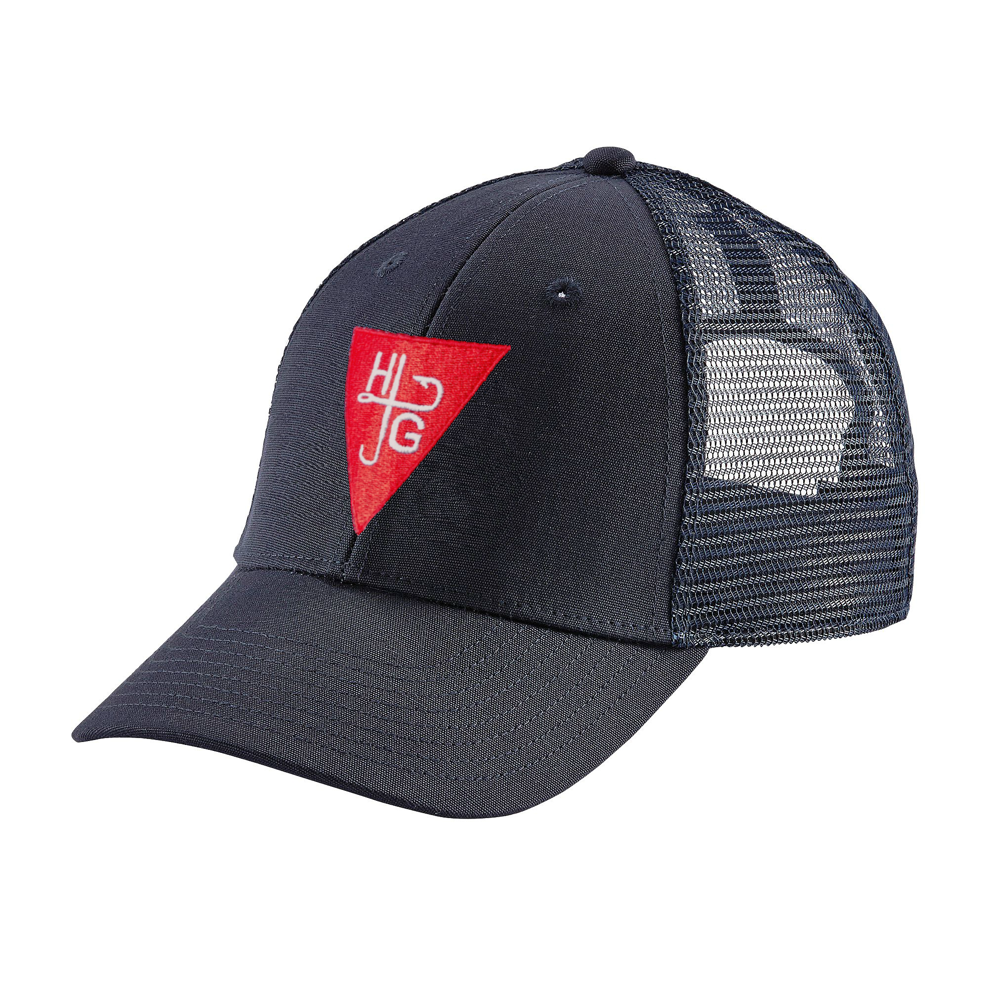 High Crown-Trucker Hat