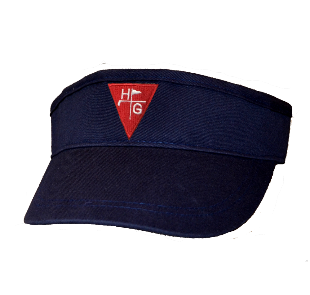 Golf Visor - Navy