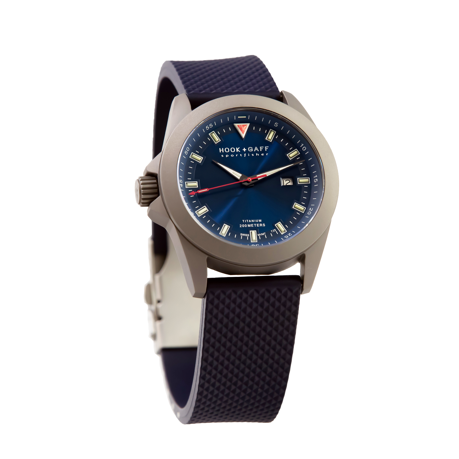 New Sportfisher - Blue Dial