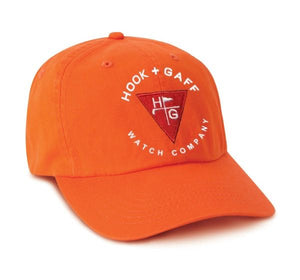Golf Hat - Orange
