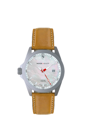 Sportfisher 3 - Women's Mother of Pearl Dial