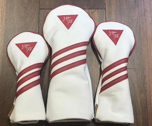 Custom Leather Golf Headcovers