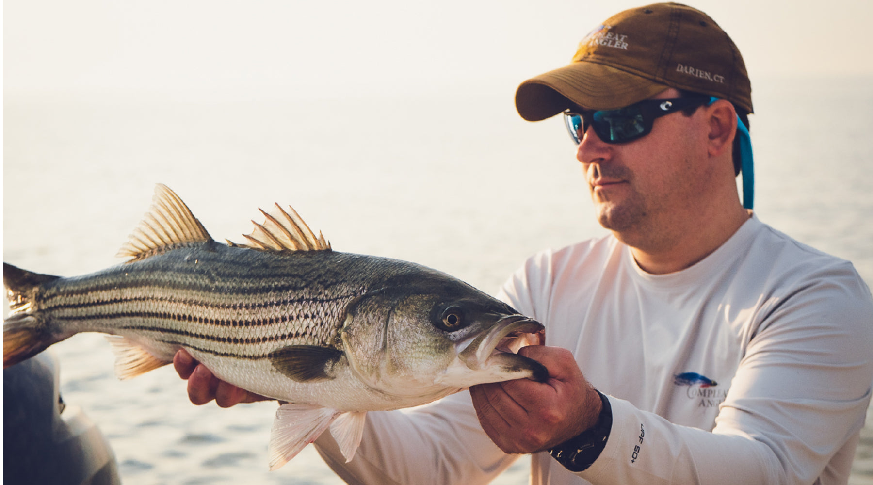 Compleat Angler Fishing Report Striped Bass