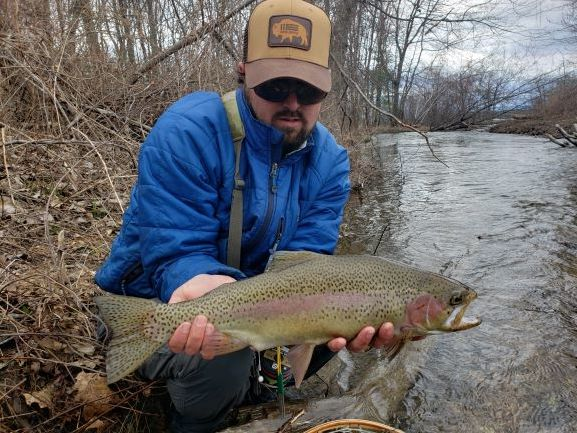 Nate Hill Rainbow Trout