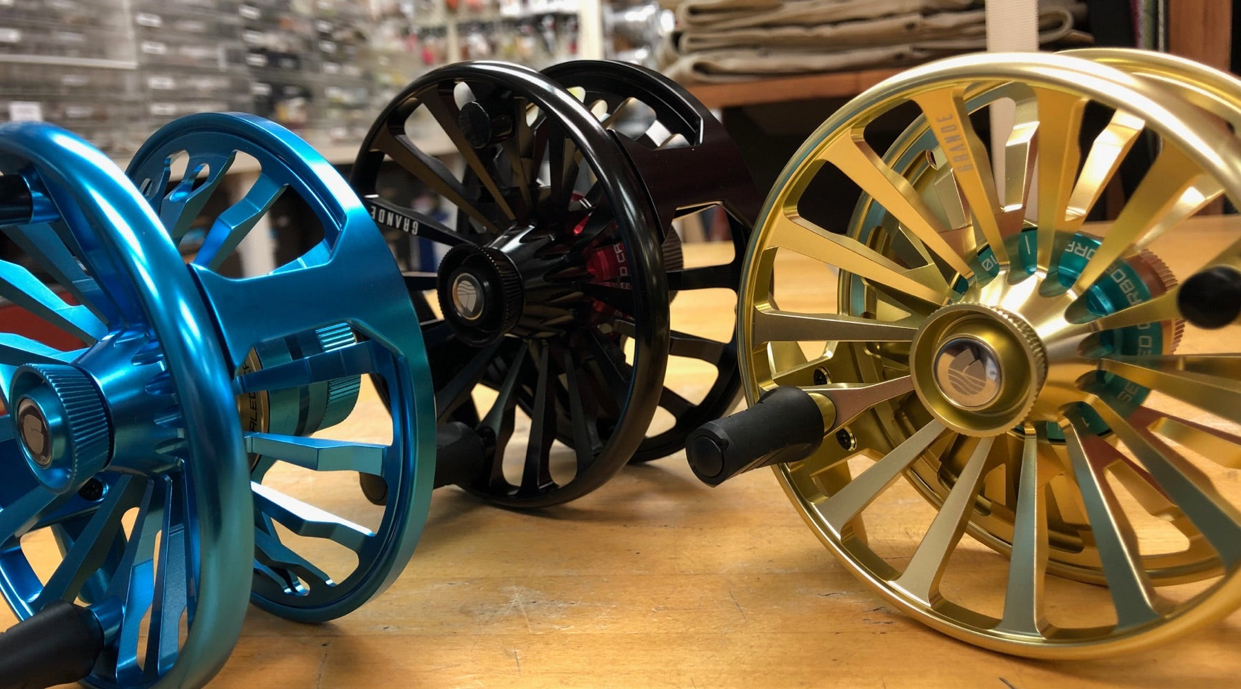 Redington Grande Fly Reel Review 2