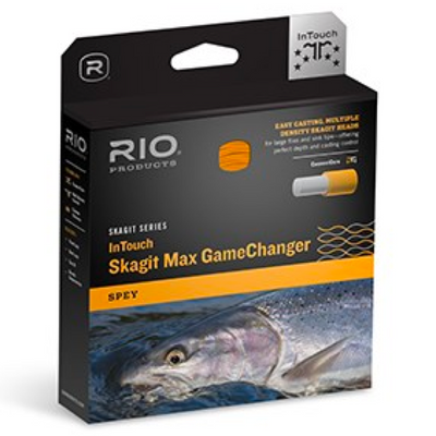 Rio InTouch Skagit Max GameChanger Fly Line