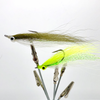 Custom Tied Saltwater Clouser Minnow