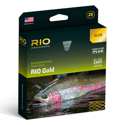 Rio Elite Gold Fly Line