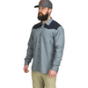 Simms Blacks Ford Flannel LS Shirt