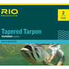 Rio 12ft Tapered Tarpon Leader 2-Pack
