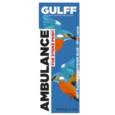 Gulff UV Resin Ambulance Series - 15ml