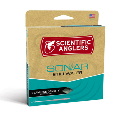 Scientific Anglers Sonar Stillwater Seamless Density Fly Line