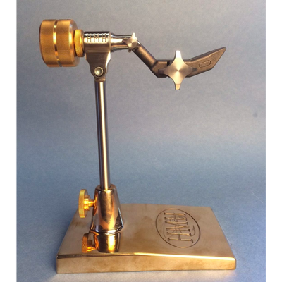 HMH TRV Exhibition Vise - Bronze Logo Base