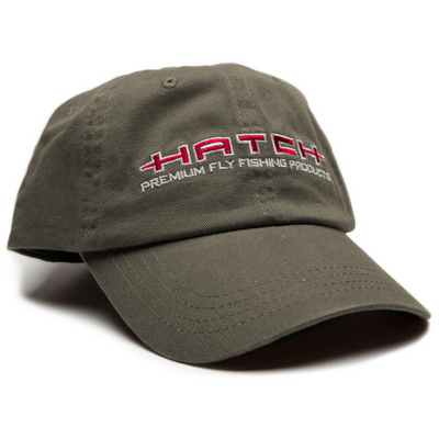 Hatch Garment Washed Cap