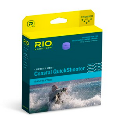 Rio Coastal Quickshooter XP Intermediate Fly Line