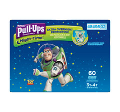 Huggies Pull-Ups Boys' NightTime Training Pants